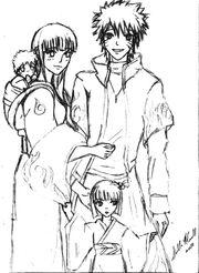Naru-hina family