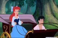 Ariel Driving
