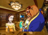 Belle and Beast goes to Walt Disney World Pictures 08