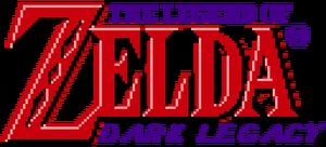 LoZ Dark Leacy Logo