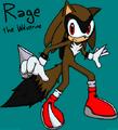 Rage the Wolverine