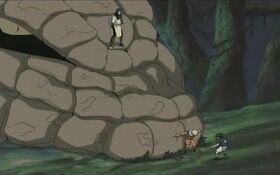 Naruto's Counterattack Never Give In!