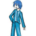 BluKenji (Rena's drawing)