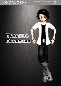 Nakamurastudio Tamasine Nakamura-boxart
