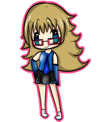 Kawaiidesuvampire Brooke requested by sweet reject
