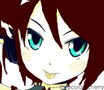 Chocolatechan Kako Tanaka-face