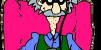 Lou Pickles (Babysmurfrocks Series)