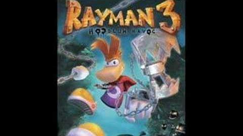 Rayman 3 music Outside the fairy council