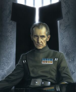Grand Moff Willhuff Tarkin