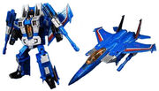 Henkei Thundercracker toy