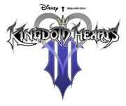 Kingdom Hearts 3 title