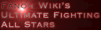 Fanon Wiki's Ultimate Fighting All Stars logo