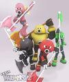 Axem Rangers X 3d