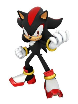 Shadow the Hedgehog FFA