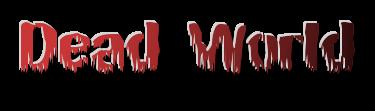 Dead World Logo