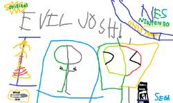 EvilJosh! BoxArt