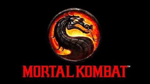 Mortal Kombat - The Courtyard