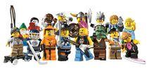 Lego minifigures 8683 series 4 unveiled 1