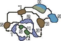 Thunderstorm Valley Map by YukiHerz