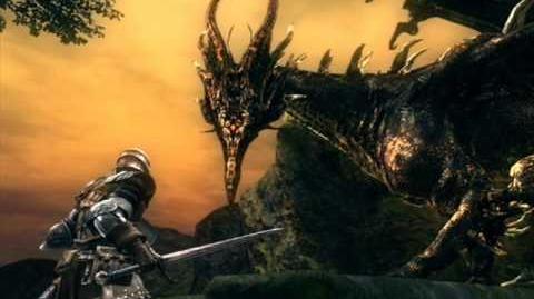 Dark Souls OST - Black Dragon Kalameet (Extended - looped)