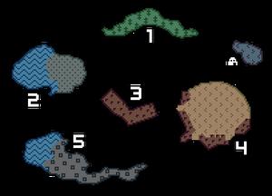 Forsaken Hamlet Map by Narwhaler