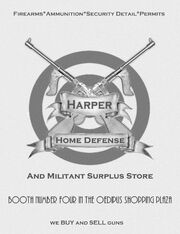 Harper Home Defense