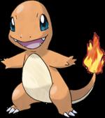 150px-Pokémon Charmander art