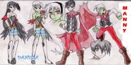Grim tales new generation character studies ghosts by nishikayui-d4y1cwj
