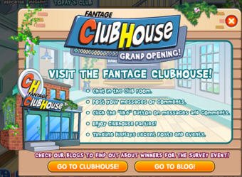 Fantageclubhouse-info