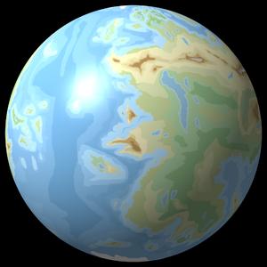 Fantasia planet