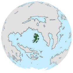 Location of Pashlanahuy on the globe.