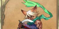 Vulpes the Fox Fencer