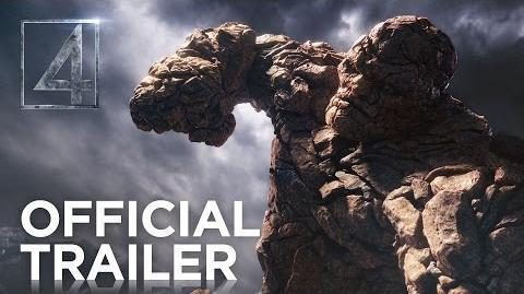 Fantastic Four Official Trailer HD 20th Century FOX