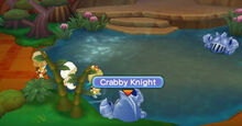 Crabby Knight