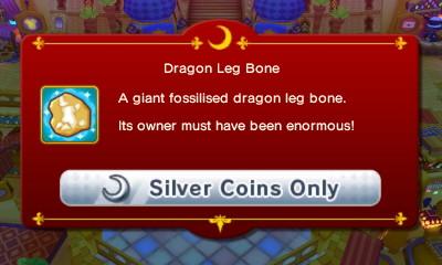 Dragon Leg Bone