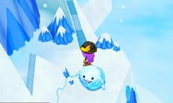 Ice spooky