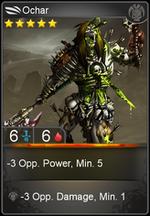 Ochar card level 5