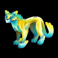 Lightning Leopard Adult