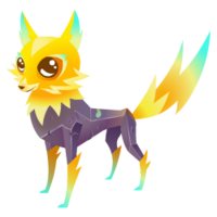 Shock Fox Juvenile