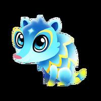 Snowpossum Baby