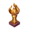 Champ's Bronze Trophy