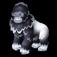 Silverback Gorilla Adult
