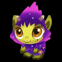 Twilight Troll Baby