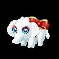 White Elephant Baby