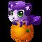 Halloweasel Baby