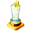 Gold Cookie Trophy