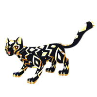 Ornate Ocelot Adult