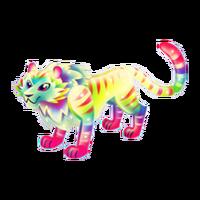 Tye-Dye Tiger Epic