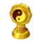 Gold Yin Yang Trophy