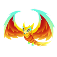 Fire Glider Adult